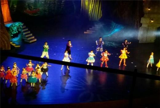 舞台地胶--唐山大剧院成功案例