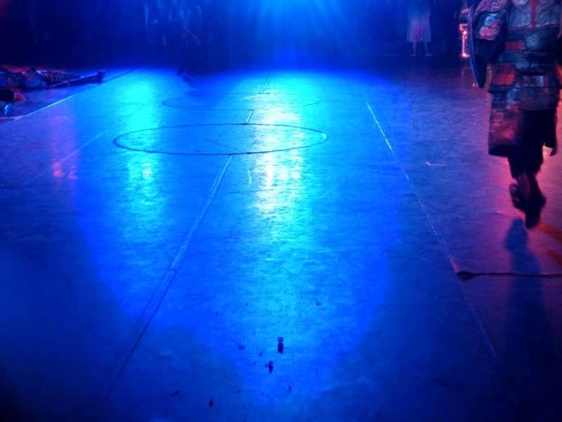 开封舞蹈地板案例